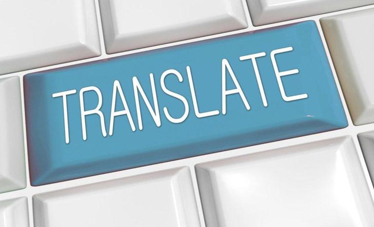 Rodzaje tłumaczeń