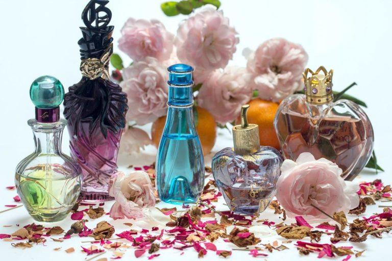 Wyjątkowo przygotowane formuły zapachów perfum